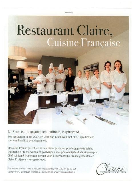 Restaurant Claire