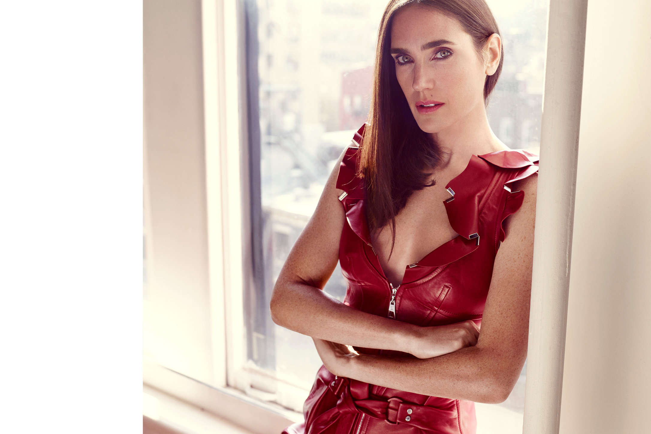 Porter. Jennifer Connelly. November, 2015.