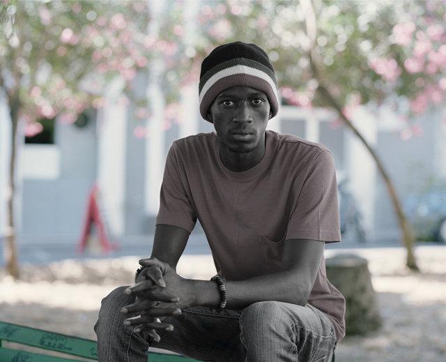 Alieu, 19, Gambia / Sicily 2015
