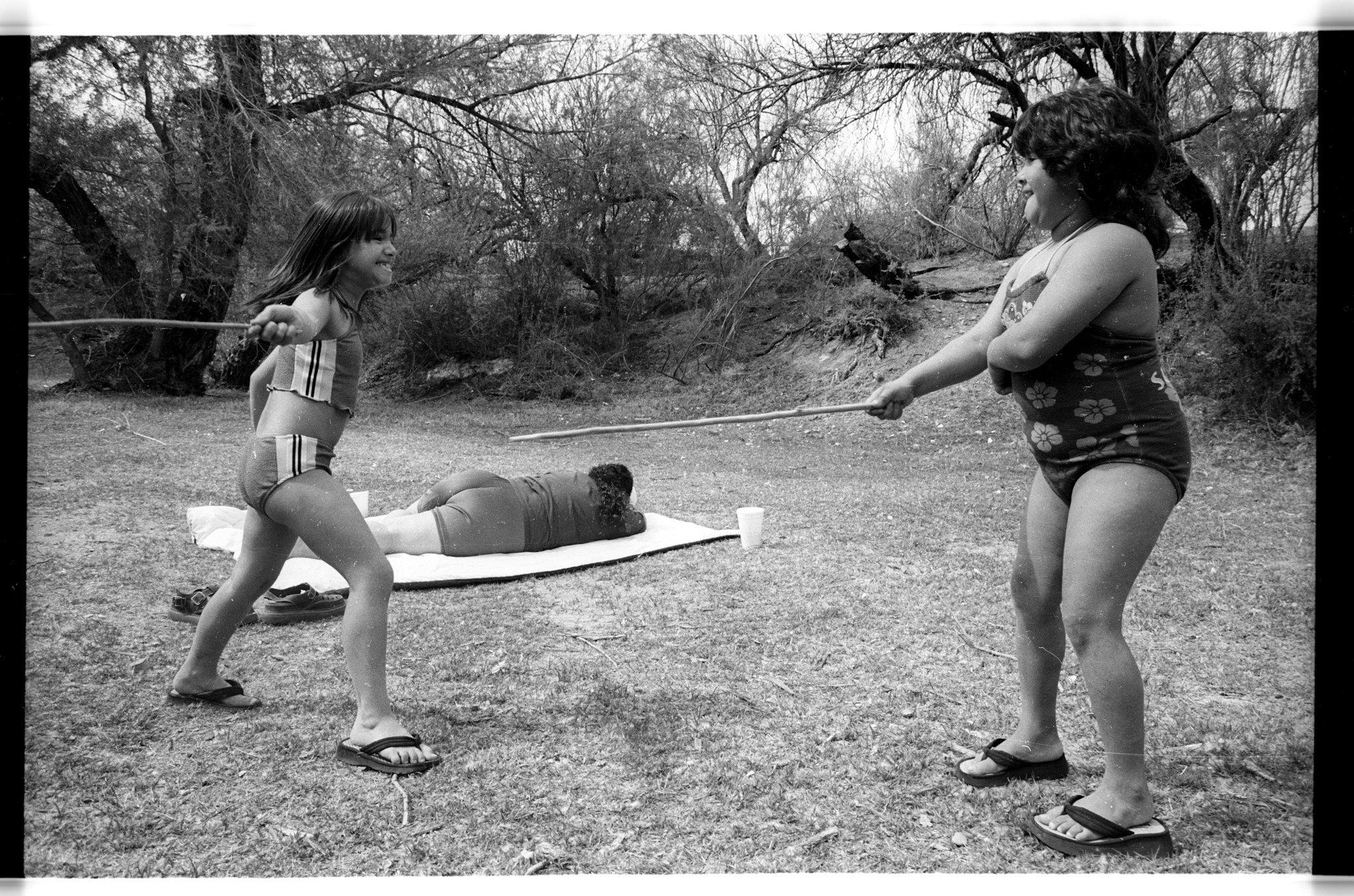Stick fun fight