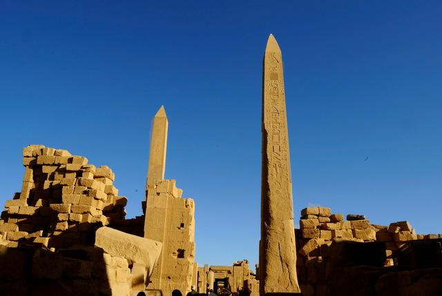 Karnak in Thebes