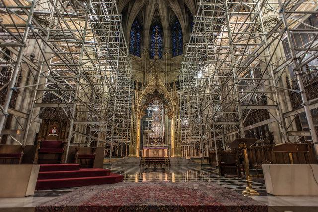 St. Patrick's, New York, NY