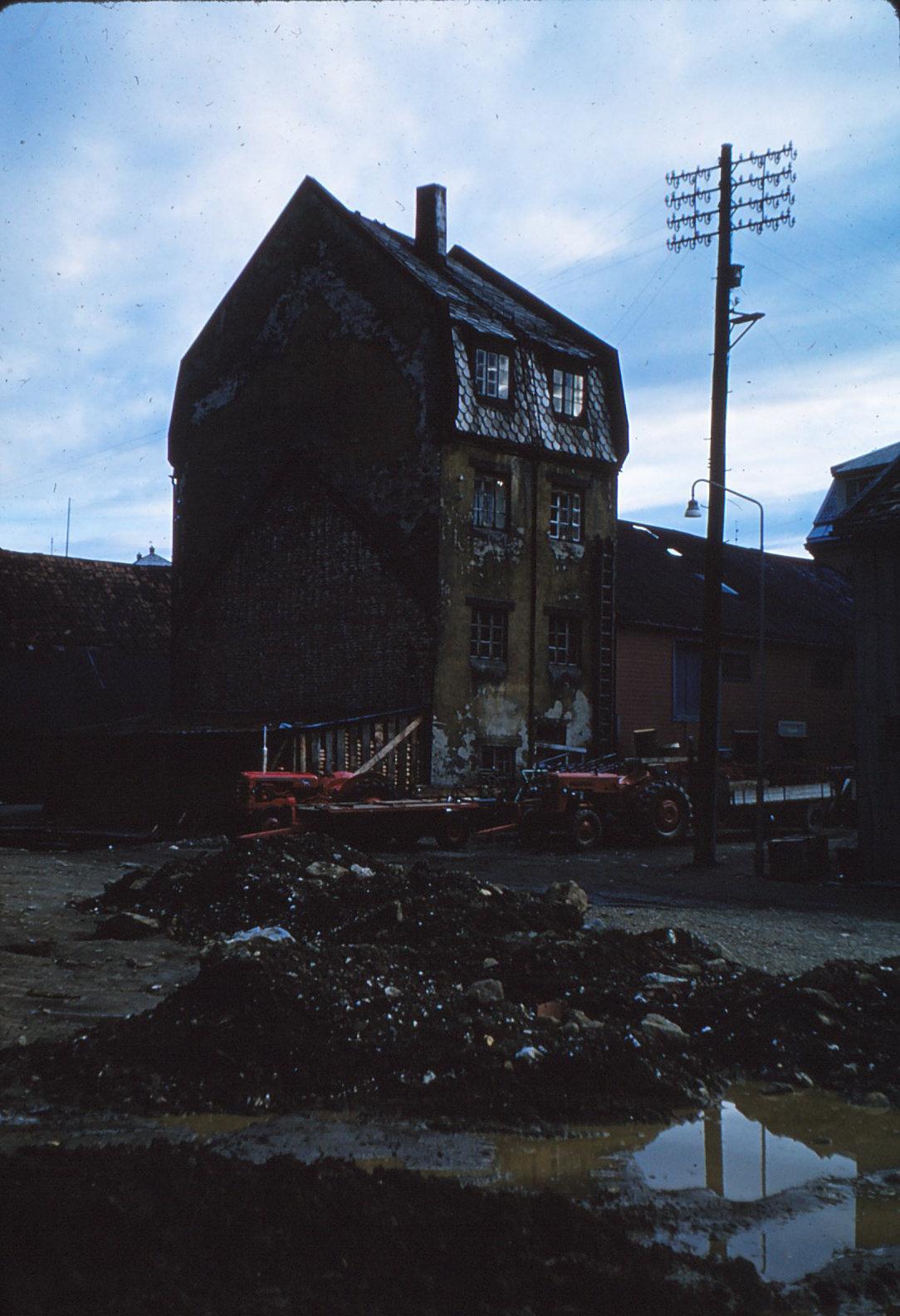 872 (21) Tromsø oud huis