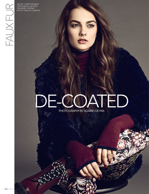 de-coated, remark magazine