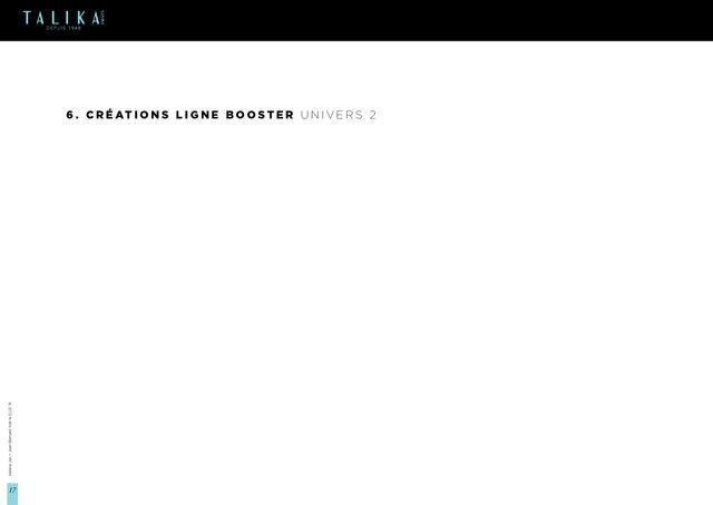 """<font color=""""#aaa7a6"""">Talika : plateforme créative (17/21).</font>"""