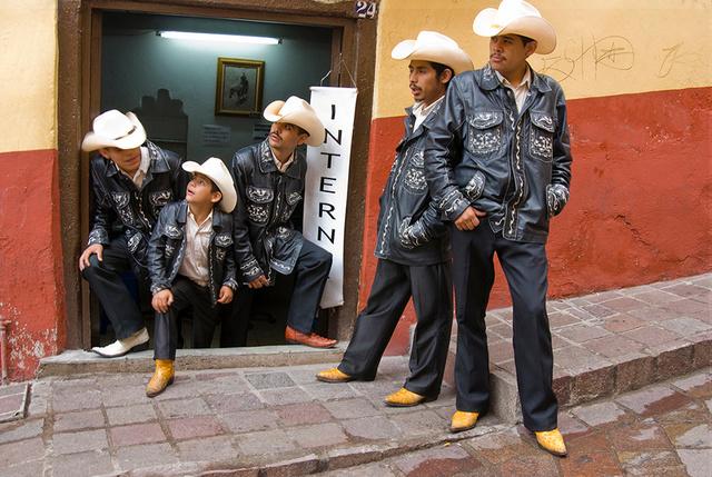 Musicians, Mexico
