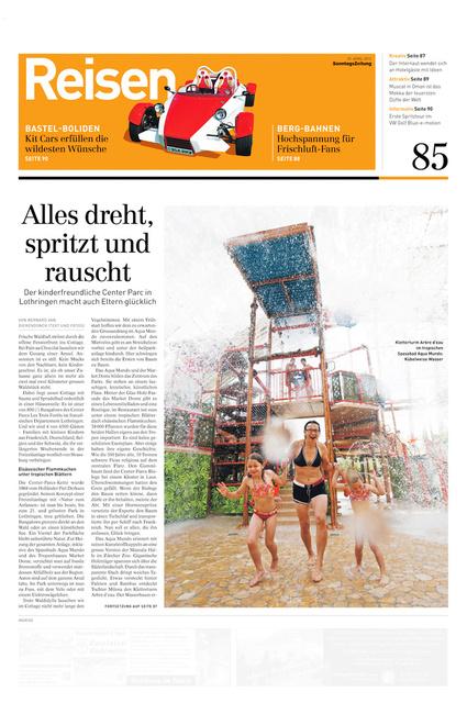 SonntagsZeitung April 2012