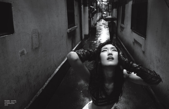 numero china - lina zhang