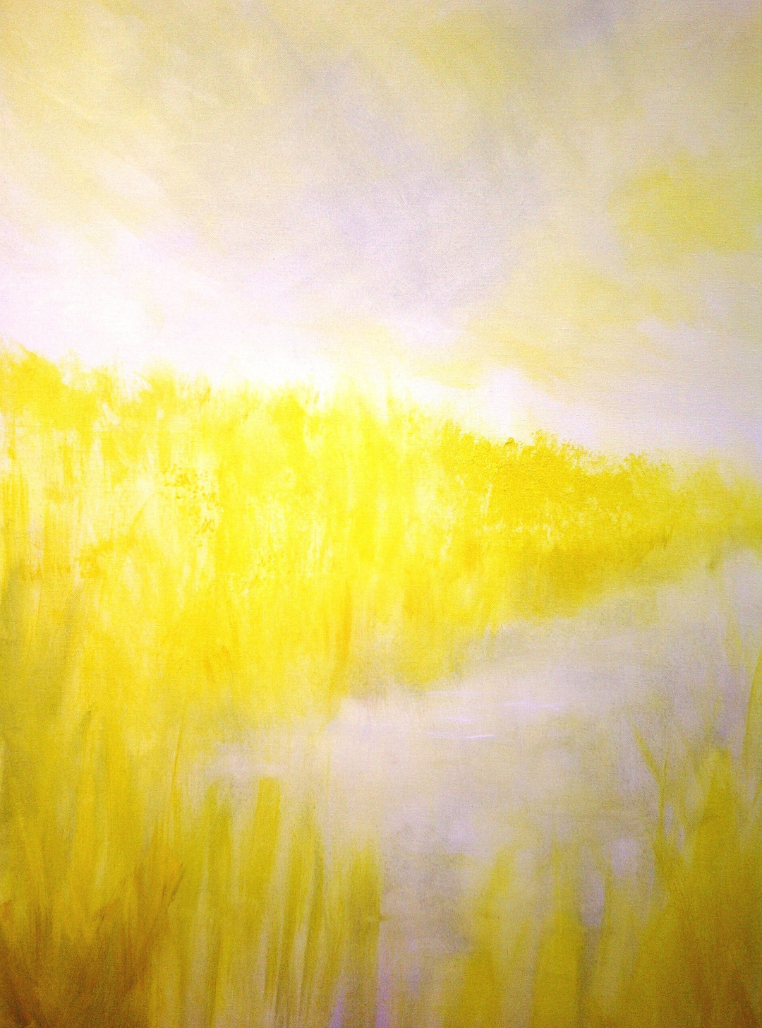 Yellow Reeds 2 (sold)