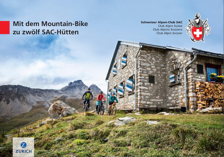 SAC Bike Broschüre 2015