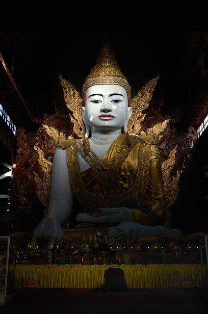 Lord Buddha - Burma