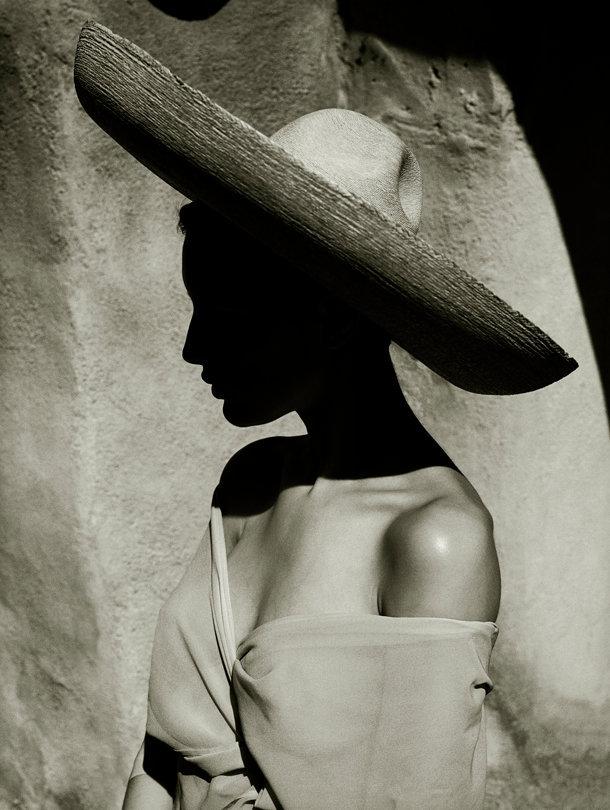 Charlotte © Albert Watson