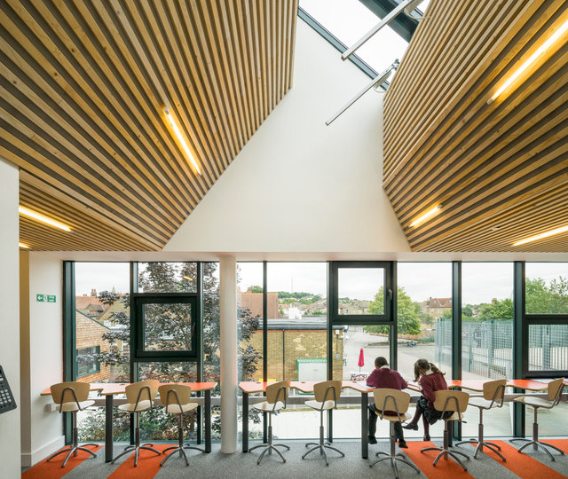 Whitehorse School, Hayhurst and Co Architects