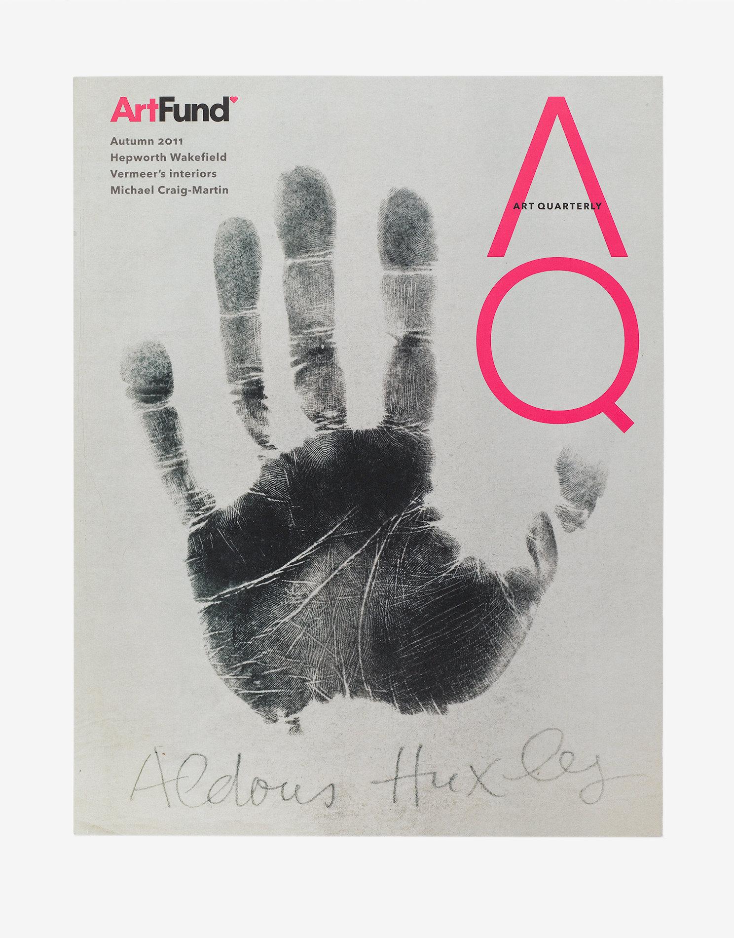 Art Quarterly Autumn 2011