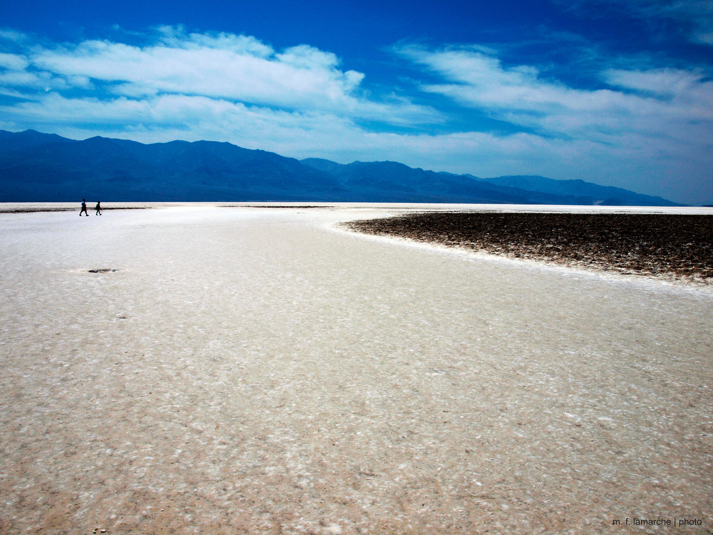 Badwater, Death Valley, CA