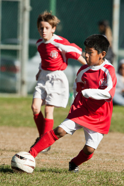 2010 Santa Monica AYSO U8B Hot Shots