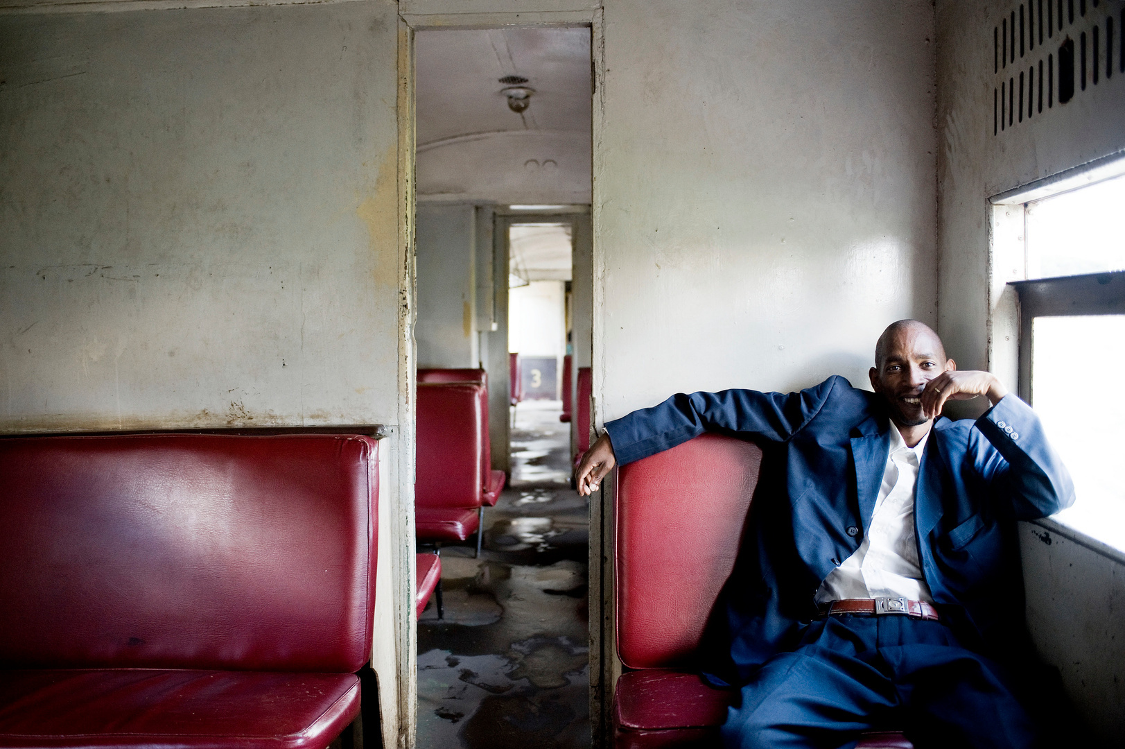 Treinstation Nairobi, Kenia