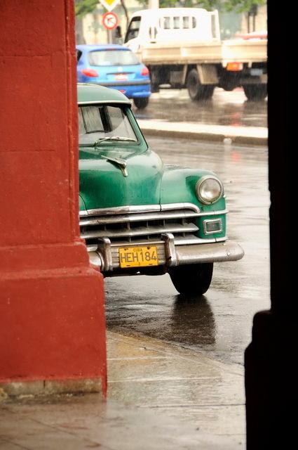 Green Chrysler, Havana