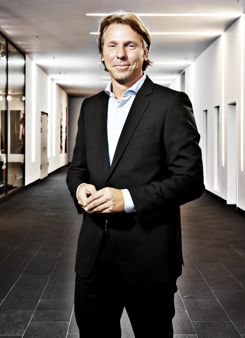 Thorsten Hermelink, CEO Strauss Innovation