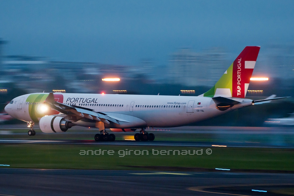 Airbus A-330-202  TAP Air Portugal CS-TOL