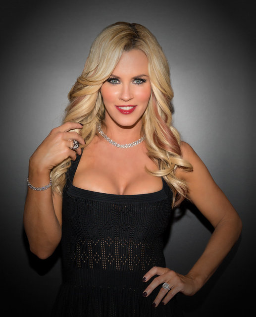 Jenny McCarthy at Simon G also appeared at Hard Rock Hotel in 2013