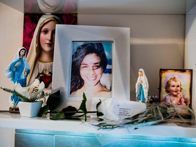 2. Tina cancer victim
