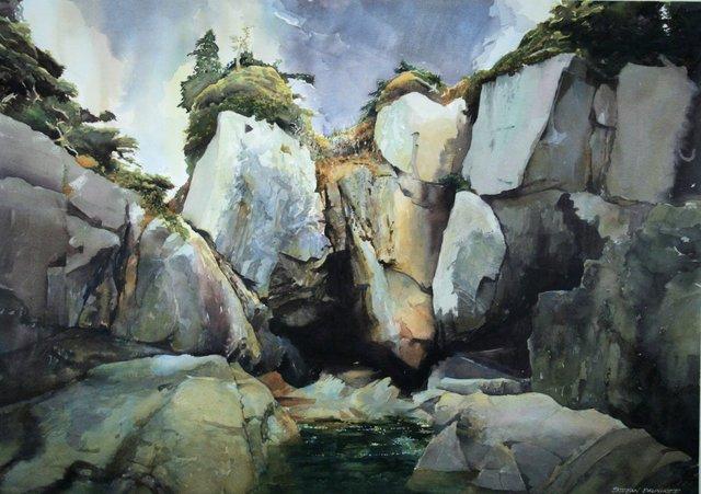 Broken Islands Cliff  (NFS)