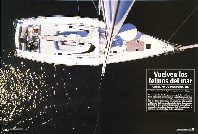 Puma Yachts, Yachting World (ESP).