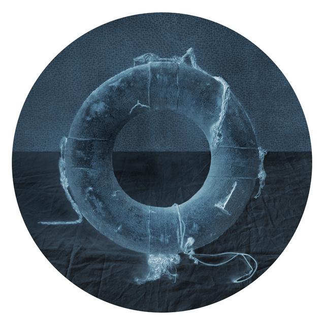 Life Preserver (Blue), c 2011