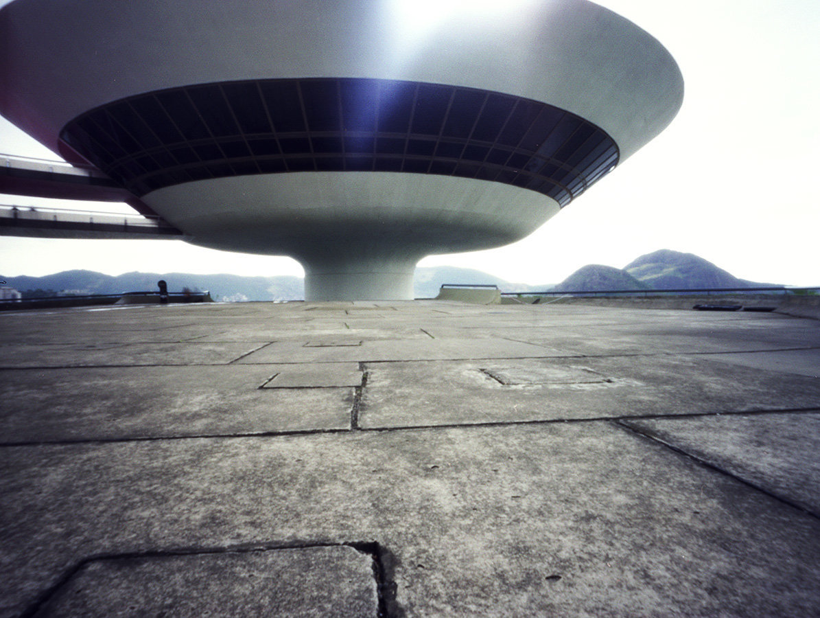 Museum, built by Oscar Niemeyer