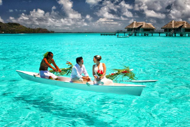 Bora bora wedding photographer wedding moments junglespirit Choice Image