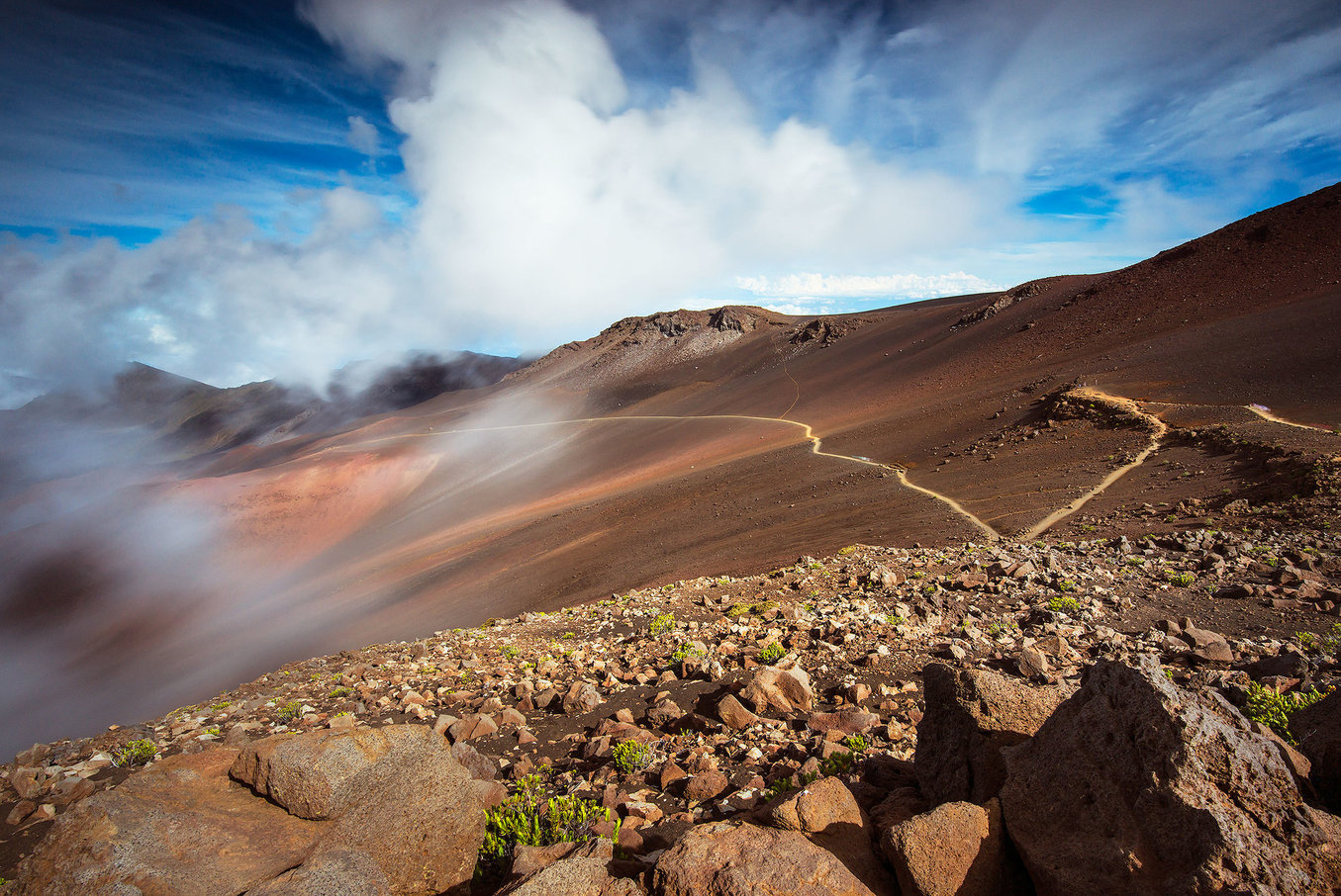 Haleakala crater maui hawaii photographs publicscrutiny Gallery