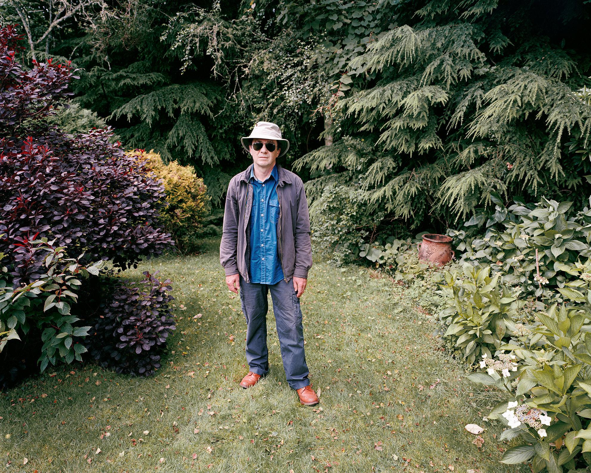 Steve Miller. Record Producer, Cornwall.
