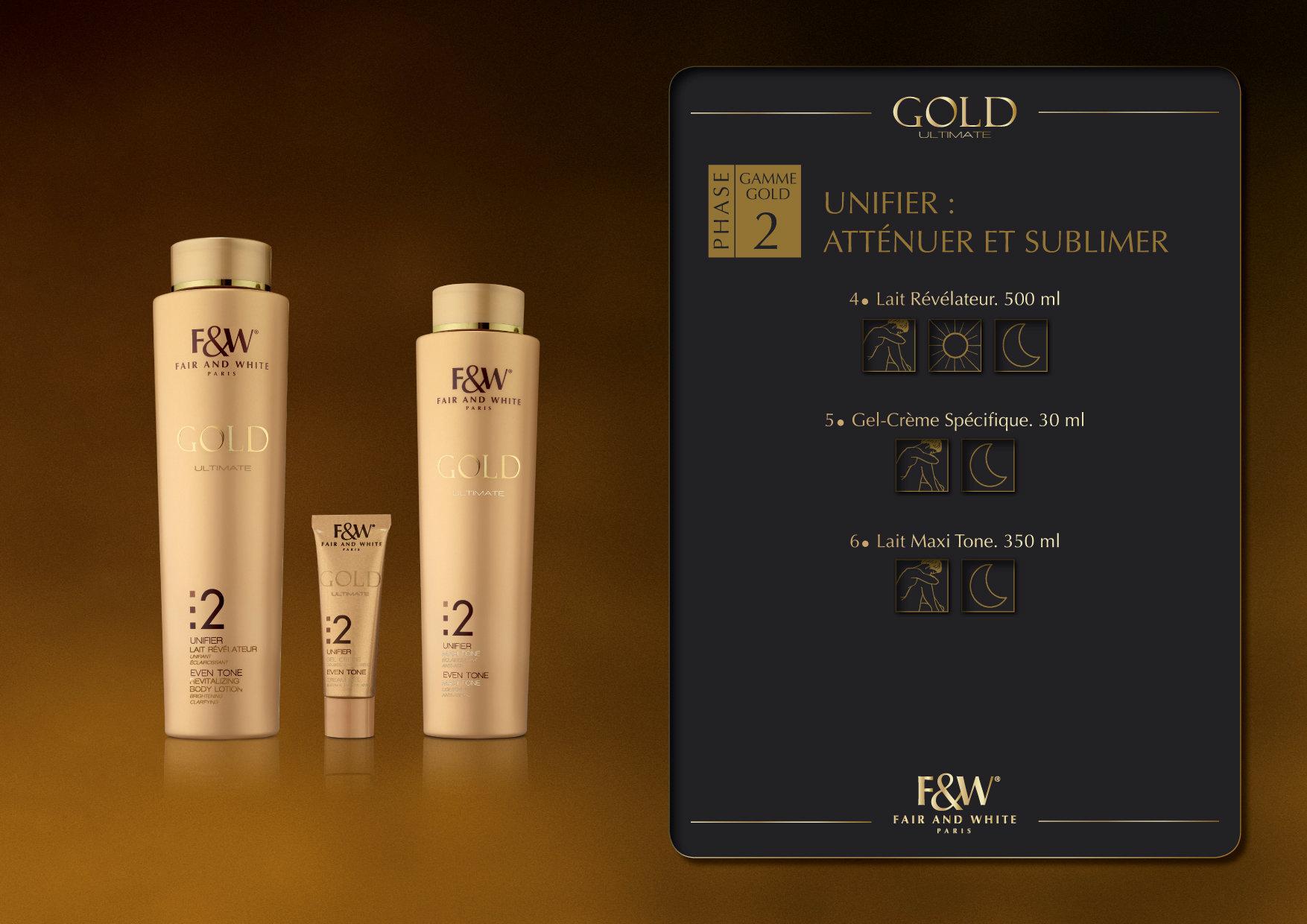 """<font color=""""#aaa7a6"""">Gold : présentation de la gamme (15/20).</font>"""