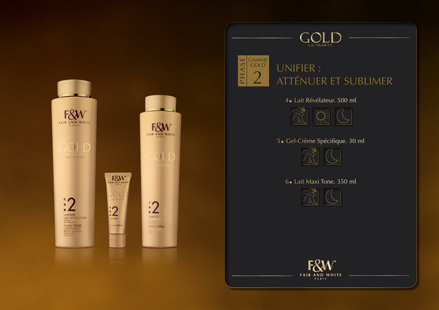 "<font color=""#aaa7a6"">Gold : nouvelle gamme (15/20).</font>"