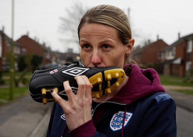 Kelly Smith, England & Arsenal Ladies FC