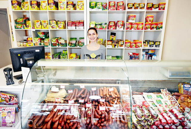 Regina, Hungarian Delicatessen, Cricklewood Broadway