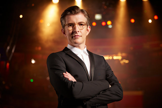 Gareth Malone, The Naked Choir - BBC