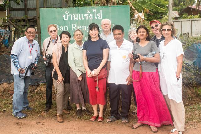 A tour of Ban Reng Khai