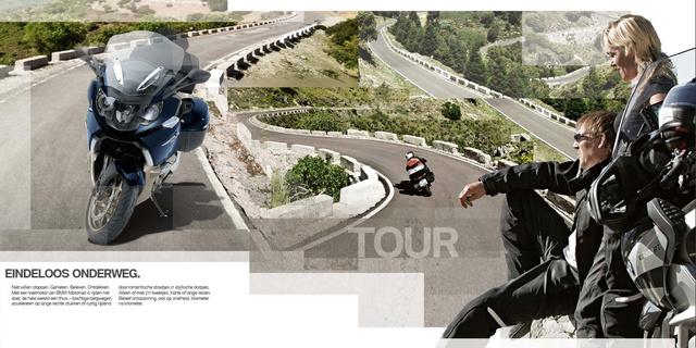 BMW - tour