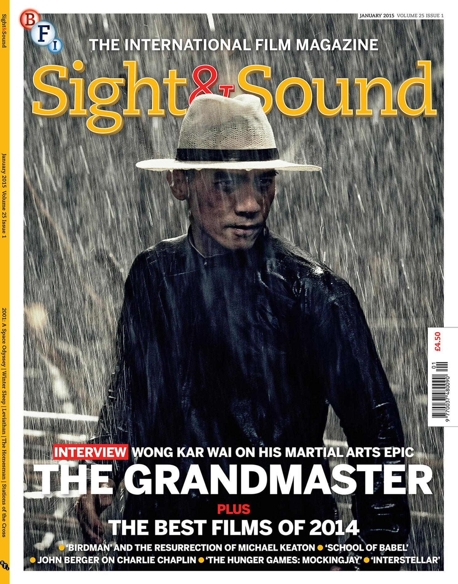 Sight & Sound January 2015