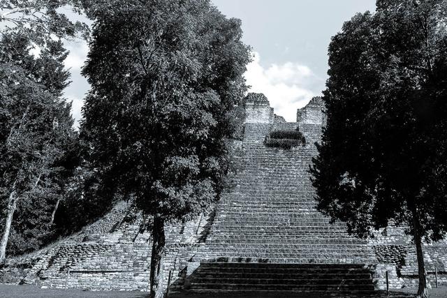 Dzibanché Mayan Ruins