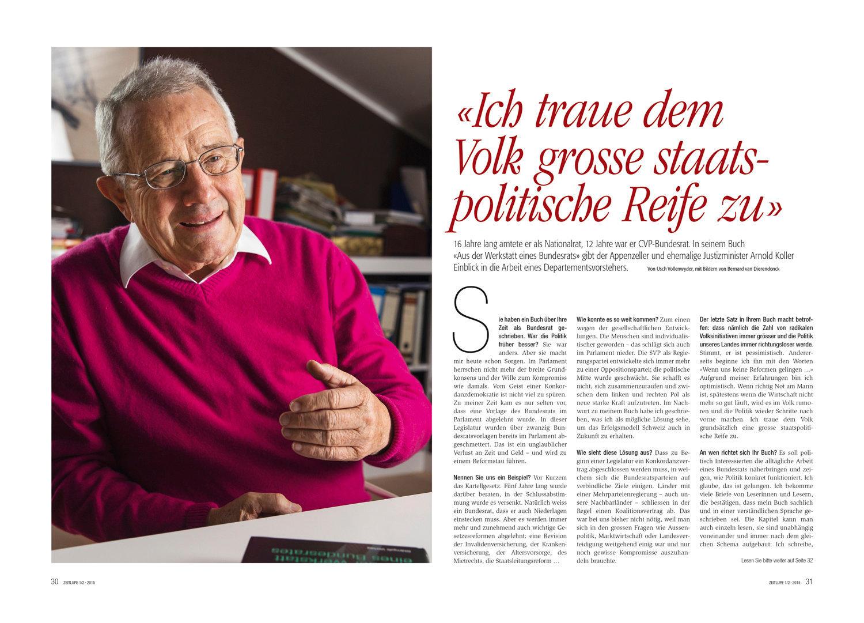 Zeitlupe 1&2, 2015