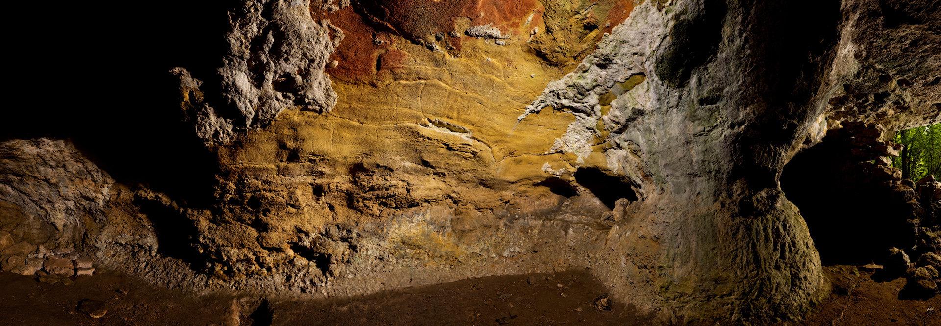 Grotte de la Cavaille  -  Client: Pôle International de Préhistoire, Les Eyzies-de-Tayac