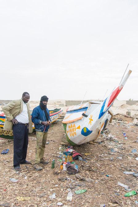 Baba (Senegal), sx, and Fall Abdou (Mauritanie)