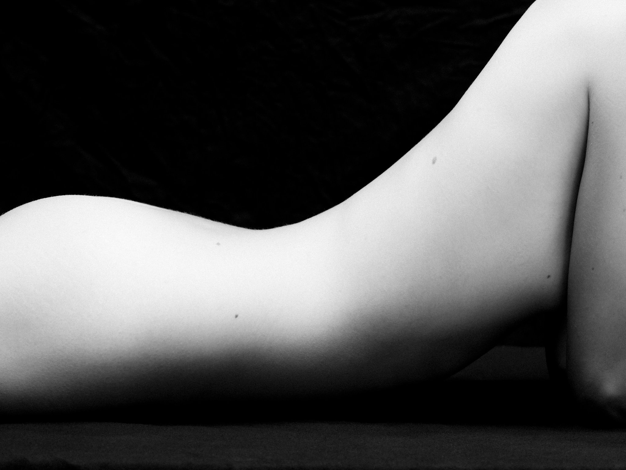 Nude Lines #5. New York, 2013.
