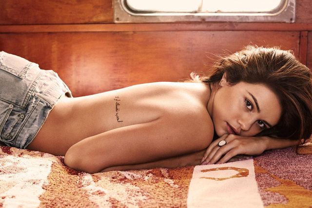 GQ. Selena Gomez. May, 2016.