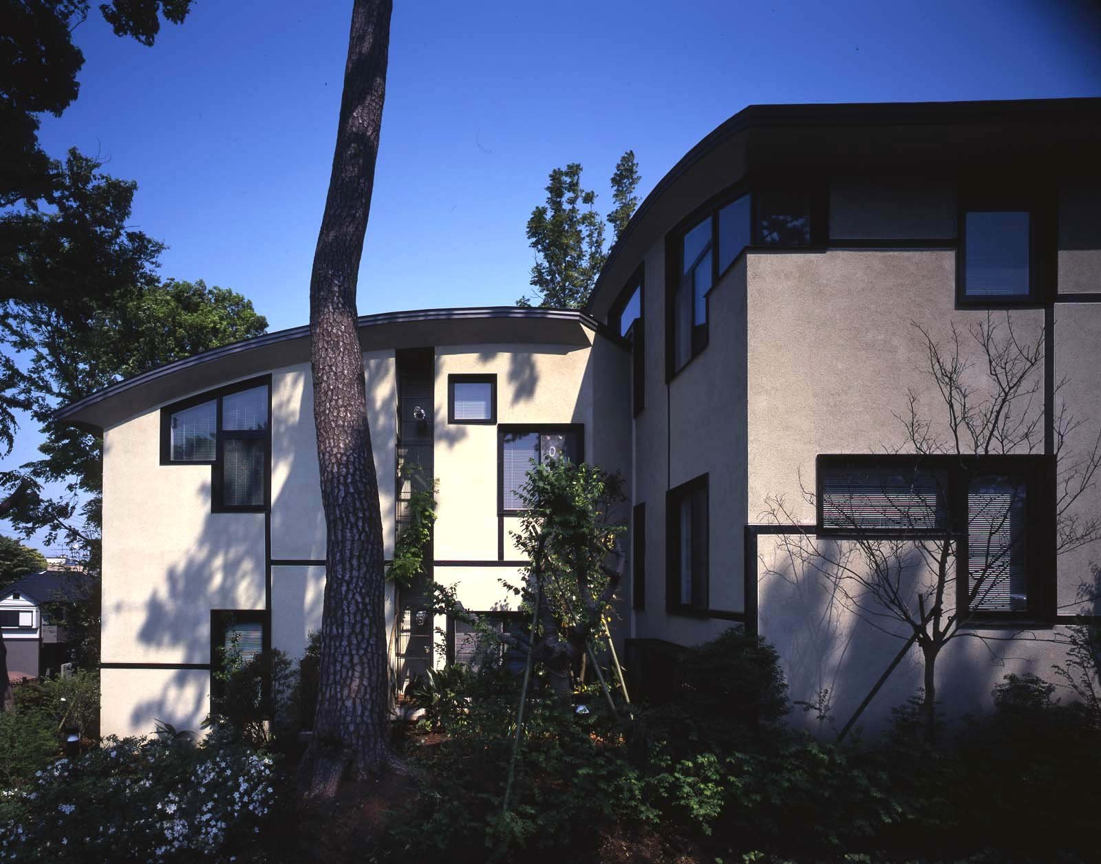 Oak Terrace(1997) photo: Nacasa & Partners Inc.