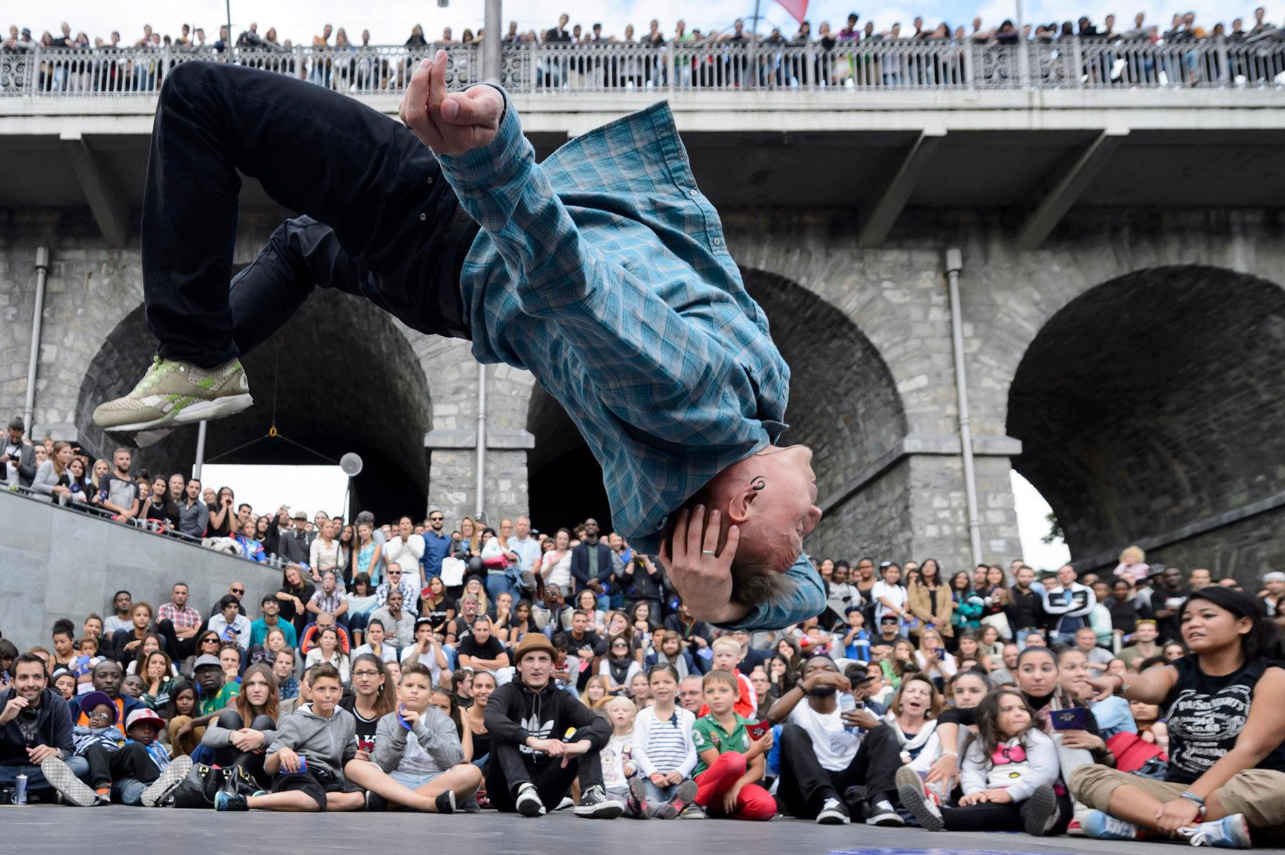 Street Dance - 2014