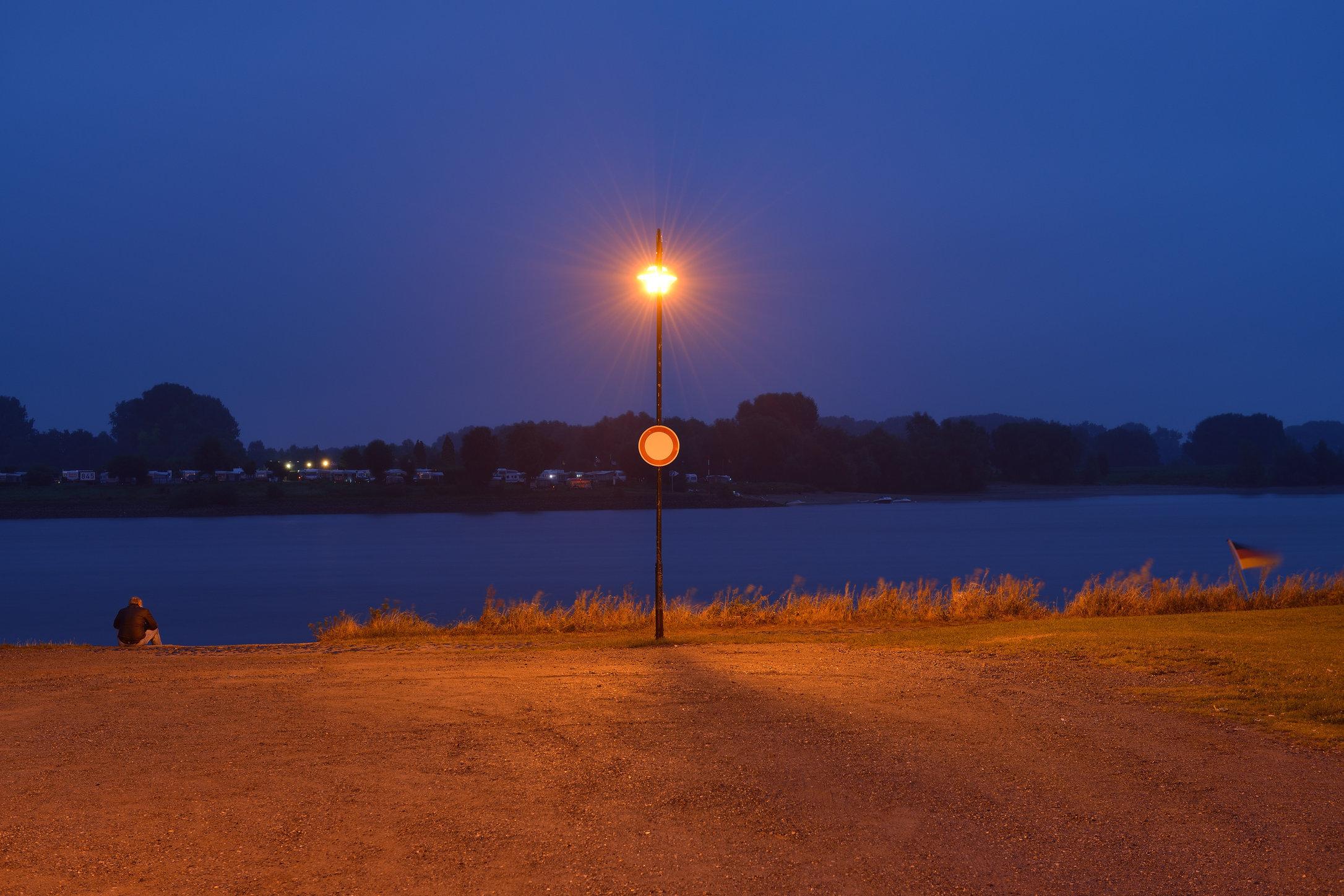 Rhine by Grieth (D)